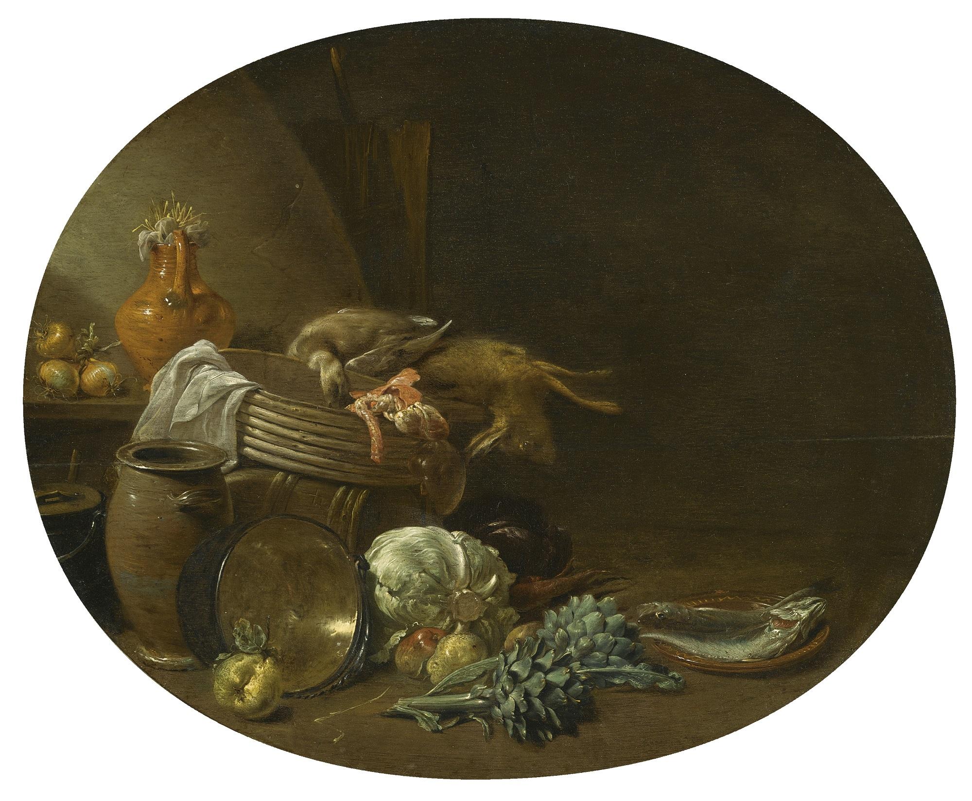 Обои мифология, картина, Горный Пейзаж с Искушением Христа, Ян Брейгель старший, религия. Разное foto 19