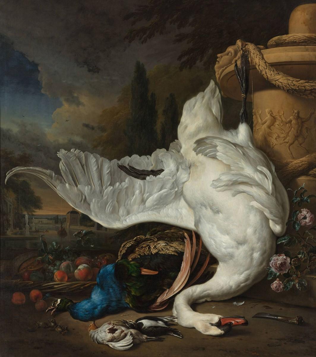 Обои мифология, картина, Горный Пейзаж с Искушением Христа, Ян Брейгель старший, религия. Разное foto 18