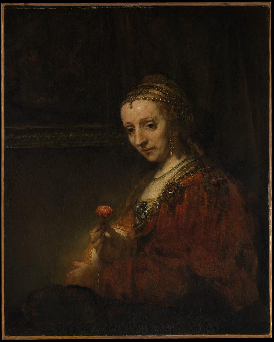Обои Аристотель с Бюстом Гомера, портрет, картина, Рембрандт ван Рейн. Разное foto 15